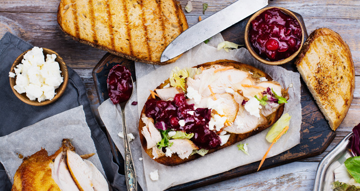 Healthy Thanksgiving Leftovers Ideas