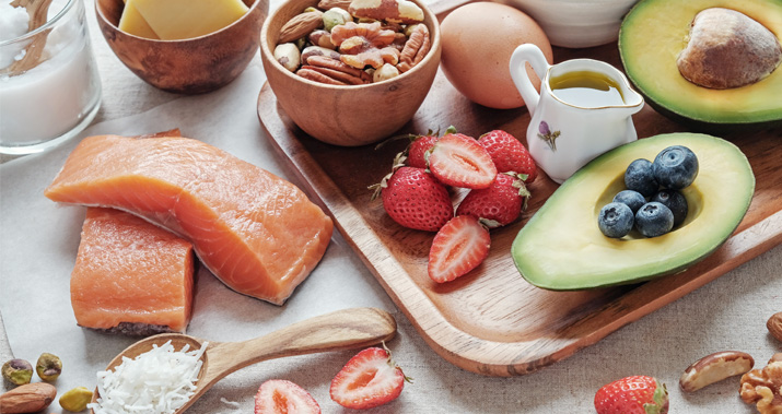 Your Ultimate Healthy Low Carb Food List