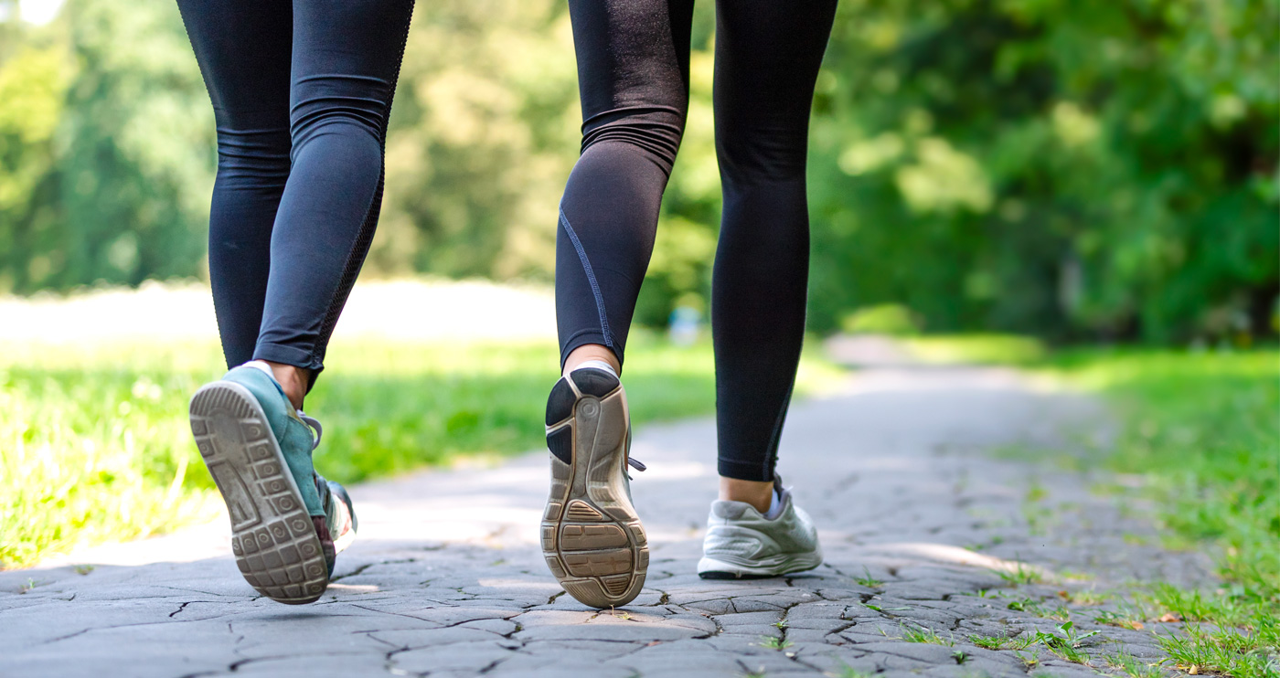 10,000 Steps: Easy Ways to Get Them