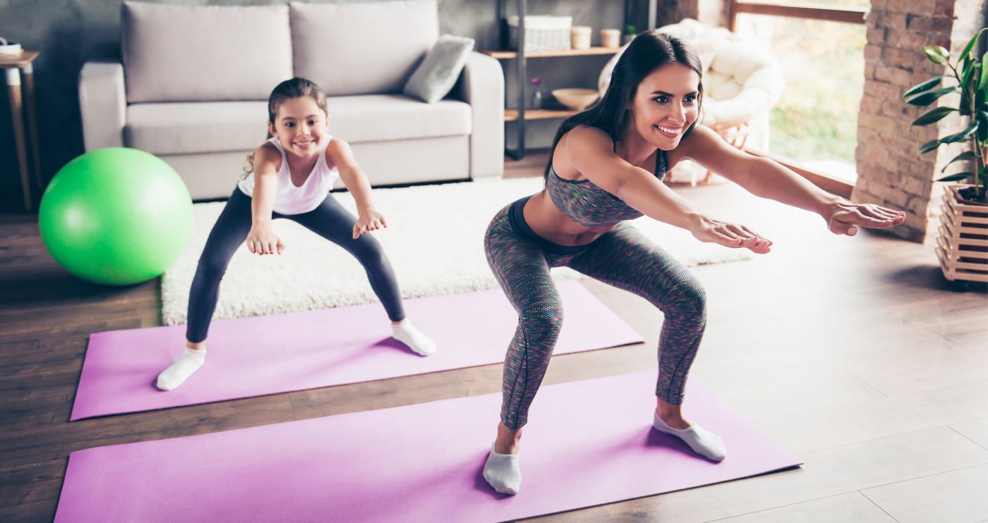 Effective At-Home Workouts