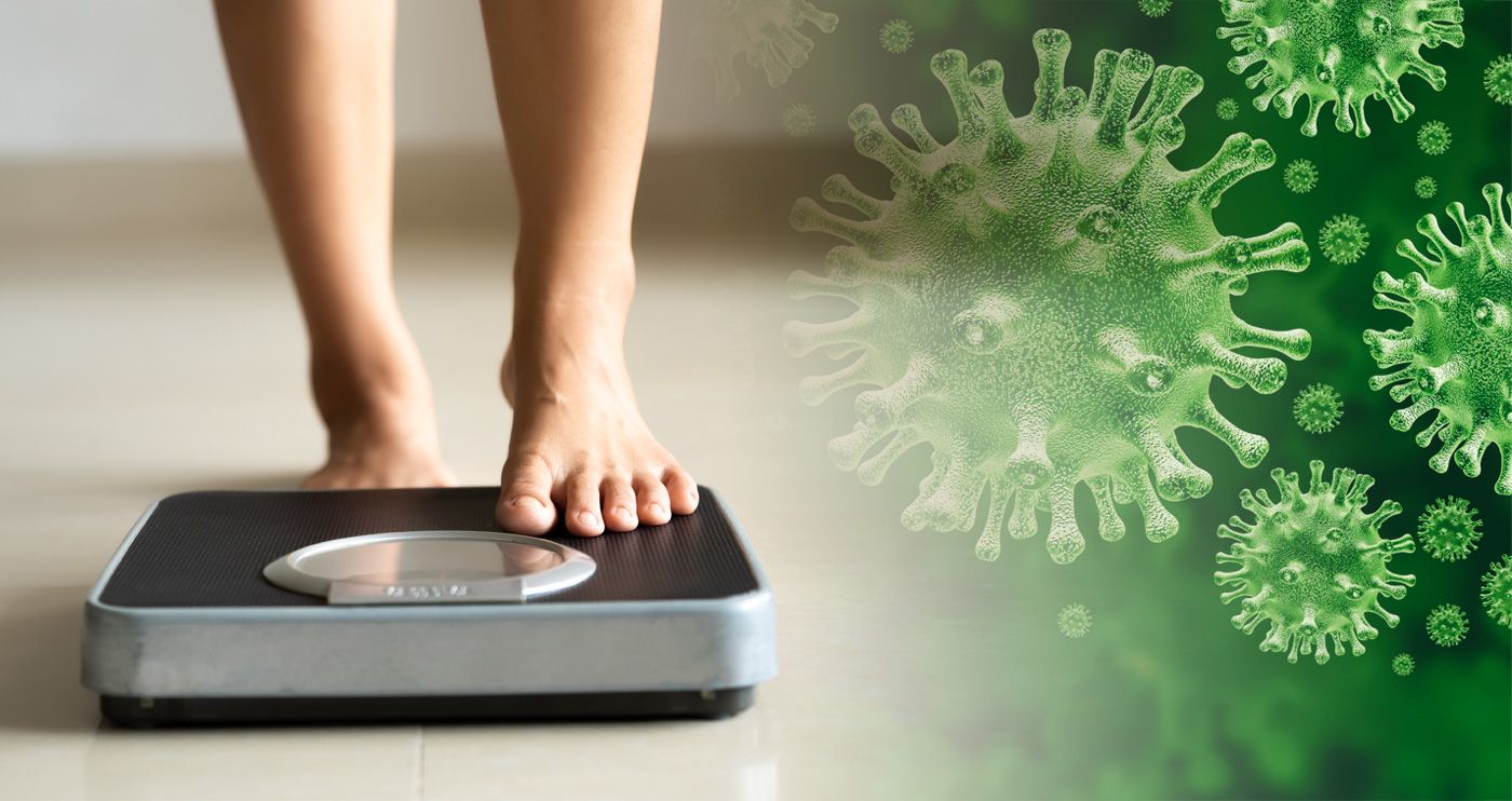 Losing Weight May Improve Your Odds of Surviving COVID