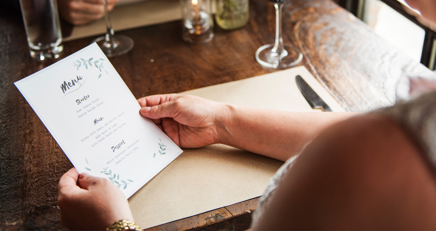 Eating Mindful When Eating Out