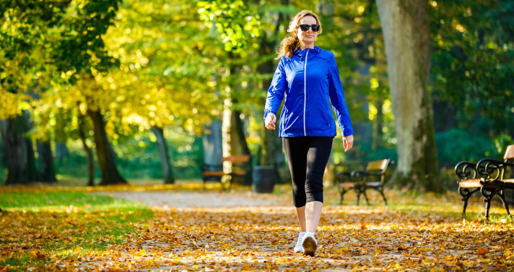 Weight Loss Walking Tips